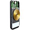 ПоверБанк Baseus Thin Version Wireless Charger Power Bank 10000 mAh с беспроводной зарядкой, фото 3
