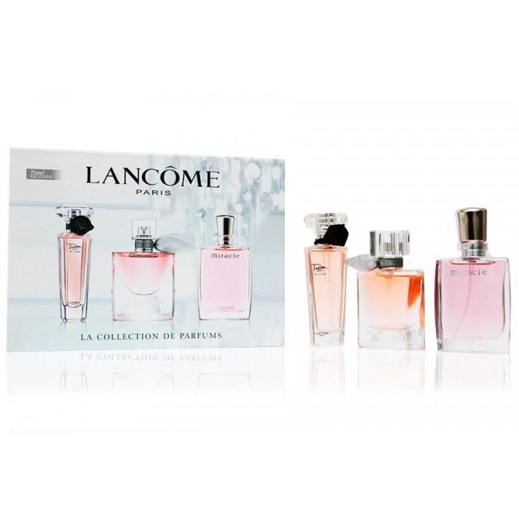Подарочный набор парфюмерии Lancome 3 в 1 ( 3*25)
