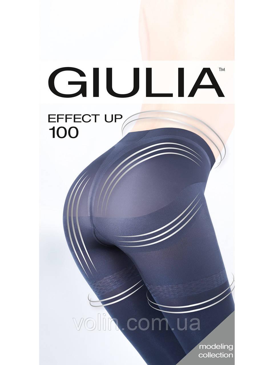 Корректирующие колготки Giulia Effect Up 100 den.
