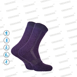 "Зимние трекинговые носки ""ShortWinter""  ТМ ""Trekking"""