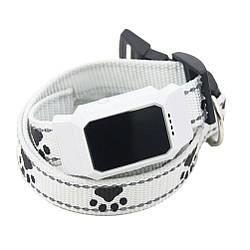 Водонепроникний GPS трекер для домашньої тварини (коти, собаки) D35 Білий
