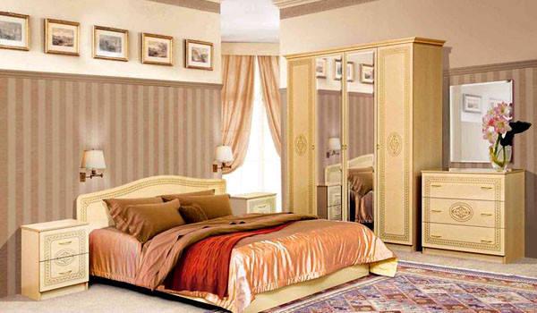Спальня Флоренция, фото 2