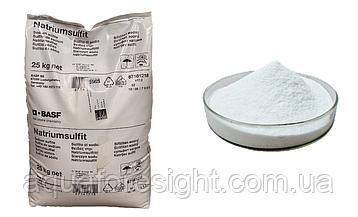 Сульфит натрия BASF чистый 100% (Германия) Na2SO3
