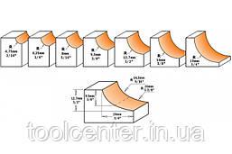 Фреза СМТ R12,7х38,1x15,5х57,7x8 галтельная, фото 2
