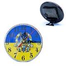 Сувенирные часы герб Украины