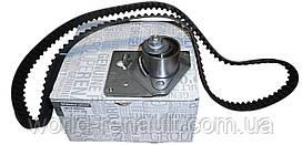 Комплект ремня ГРМ на Рено Лагуна II 1.9dci c 2001г. / Renault ORIGINAL 7701477048