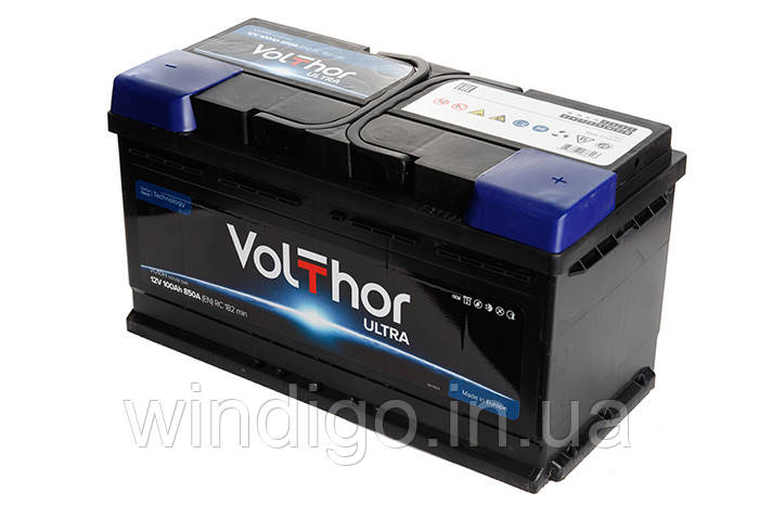 VolThor Ultra, 100 Ач, 850A