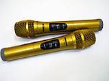 Радиосистема Shure SH-300G база 2 радиомикрофона, фото 5