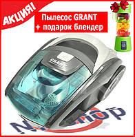 Пылесос GRANT GT-1604 + ПОДАРОК Блендер Smart Juice Cup Fruits