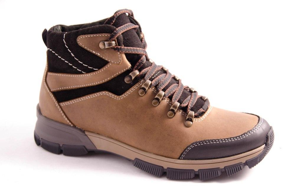 Ботинки мужские коричневые Romani 5650106/2 р.40-45