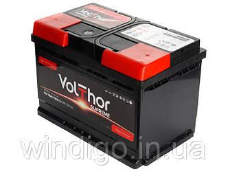 VolThor Supreme, 78 Ач, 750A