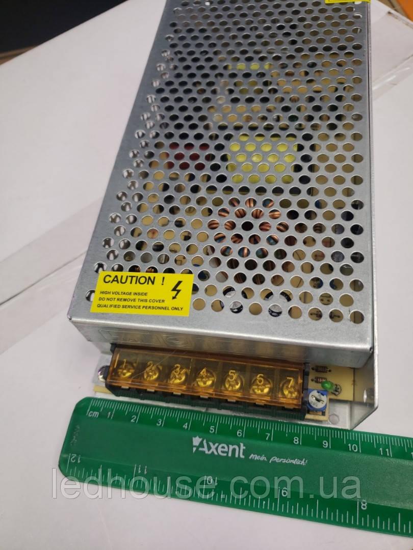 Блок питания MR-200-12 12В 16,66А 200Вт