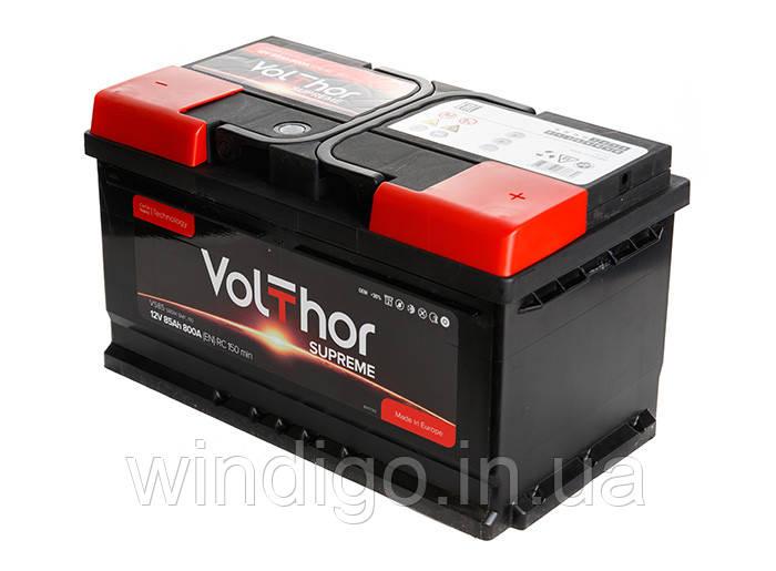 VolThor Supreme, 85 Ач, 800A