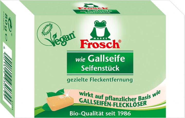 Мило від плям 80 г Frosch 4001499930799