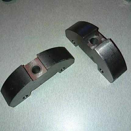 Груз балансировочный под резьбу Ø14 мм ZUBR 195N, фото 2