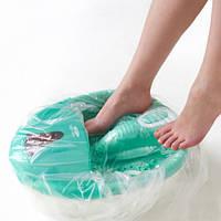 Чехол на ванночку для педикюра 75*100 (100 шт) одна резинка отдельно