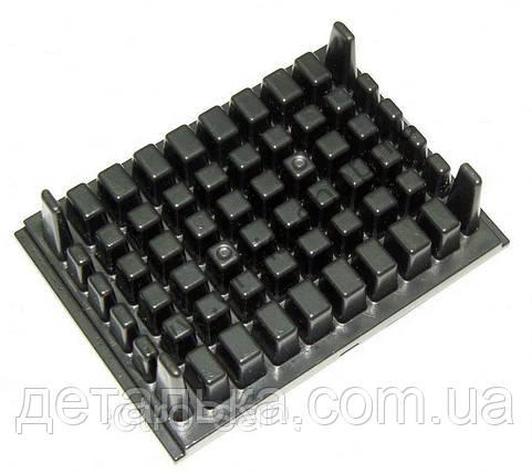 Толкатель для мелкой сетки для нарезки кубиками к блендеру Philips, фото 2