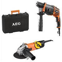 Набор инструментов AEG JP240B2C