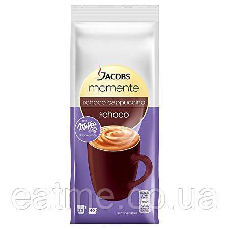 Jacobs momente mit Milka Капучино с шоколадом Милка