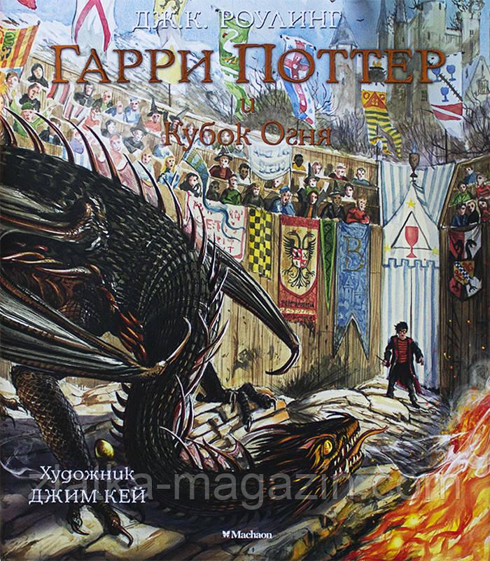 Гаррі Поттер і Кубок Вогню (9785389133198)