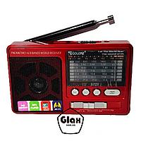 Радиоприемник Golon RX 181 портативная колонка USB /SD / MP3/ FM
