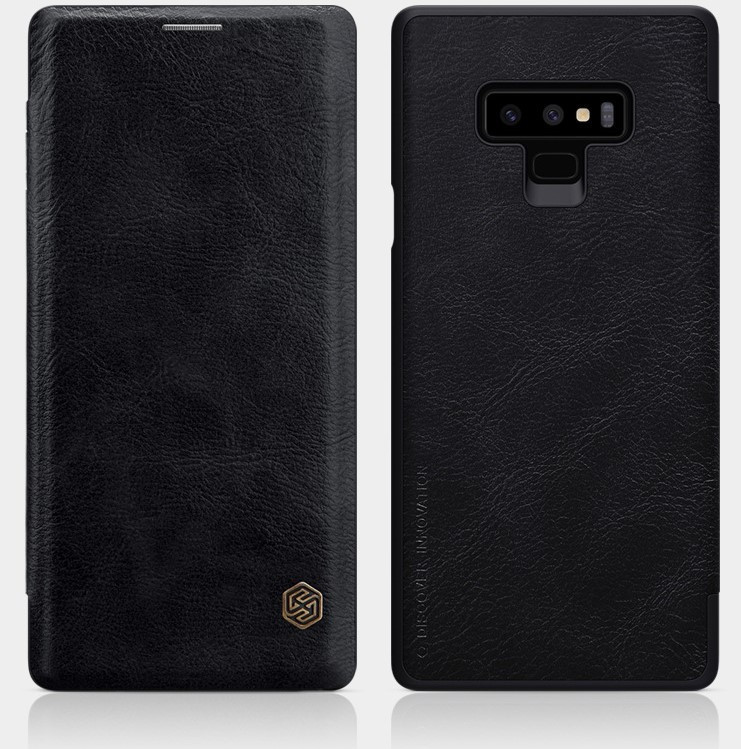 Чехол-книжка NILLKIN Qin Series для Samsung Galaxy Note 9/N960 black