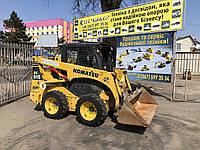 Міні-навантажувач KOMATSU SK815