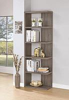 Полка напольная для книг и декоров № 29
