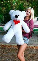 Плюшевый Мишка 100см. Большой Мишка Ромео игрушка Плюшевый медведь Мягкие мишки игрушки Ведмедик (Белый)