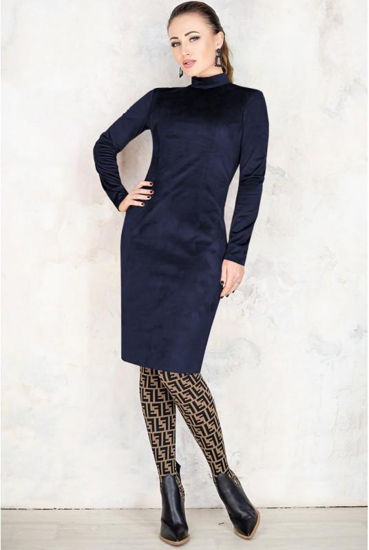 Модное платье гольф Эвита