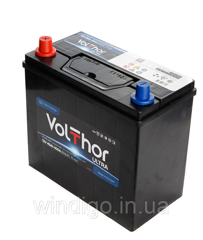 VolThor Ultra, 45 Ач, 400A