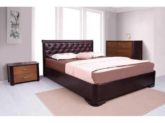 Ліжко Мілена з м'якою спинкою (Ассоль), фото 2