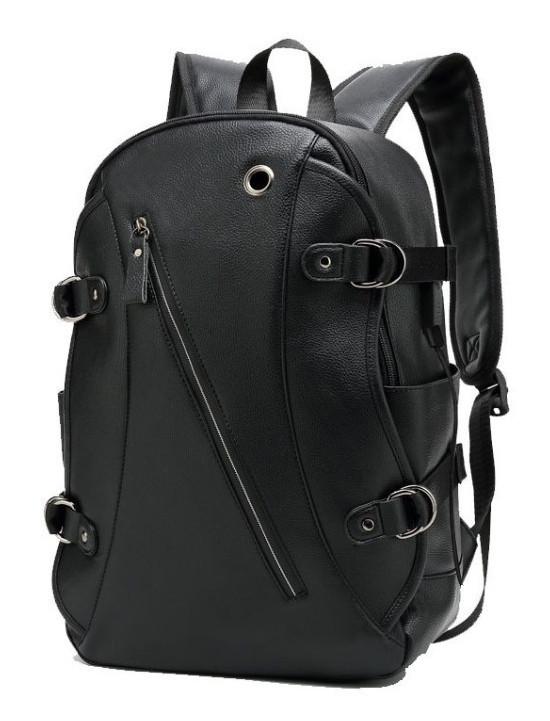 Городской рюкзак для ноутбука Oliver black
