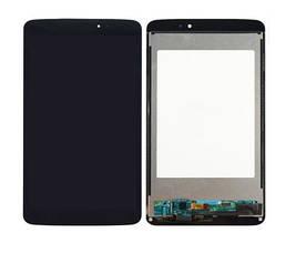 Дисплей для планшета LG V500 G Pad 8.3 (3G версия) (Черный) Оригинал Китай
