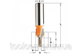 Фреза СМТ 11.1x20.6,63.5x8 для потайних пазів, фото 2