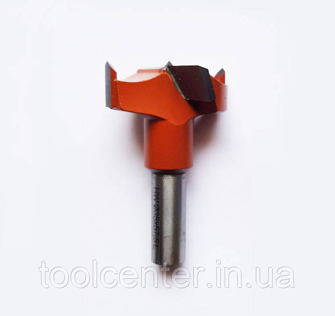 Сверло чашечное FUL Италия D28 L57,5 S10х25