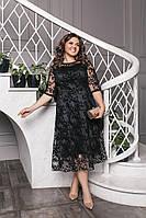 Очень красивое вечернее длинное женское платье от50-до60р (3расцветки)