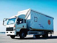 ЗАЗ начал выпускать новую модель на шасси Sinotruk-Howo