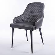 Стул обеденный модерн Брайтон Exm, цвет серый