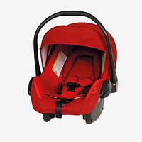 Детское переносное автокресло люлька Heyner 780 300 Super Protect Racing Red до13 Кг, до1,5лет категория 0+