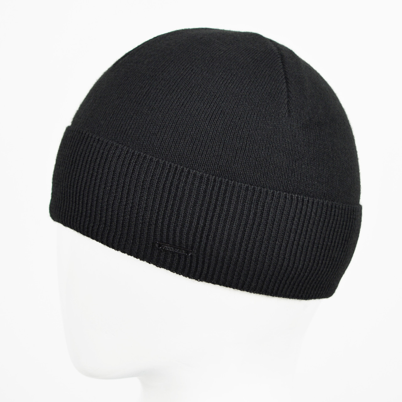 Мужская Шерстяная шапка Veer-Mar. SH9102 черный