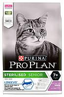 Purina Pro Plan Sterilised Senior 7+ Корм для пожилых стерилизованных кошек