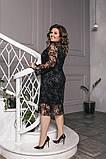 Женское вечернее платье отличного качества от50-до60р (2расцв), фото 3