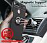 Силиконовый чехол Sirius Metal Ring для Xiaomi Redmi Note 6 black, фото 6