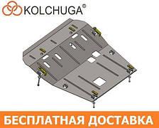 Защита двигателя Dacia Duster (с 2010--) Дачия Дастер