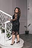 Женское вечернее платье отличного качества от50-до60р (2расцв), фото 4