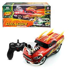 "Машина на радиоуправлении ""Muscle King: Дракон"" (красная) MK8127B"