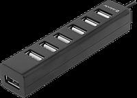 USB-хаб Defender Quadro Swift 7xUSB 2.0 (83203)