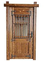 Двері під старовину №1