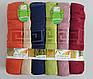 Бамбуковые банные полотенца «Cestepe Grek» Турция  (6 шт), фото 2